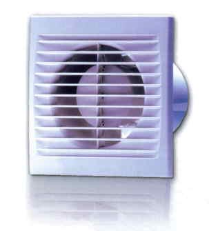 l fter ventilator hygrostat timer 100 mm 95m h gleitlager. Black Bedroom Furniture Sets. Home Design Ideas